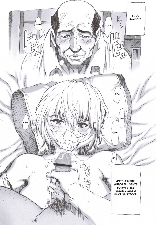 A gentileza no interio de Rei Ayanami - Foto 19