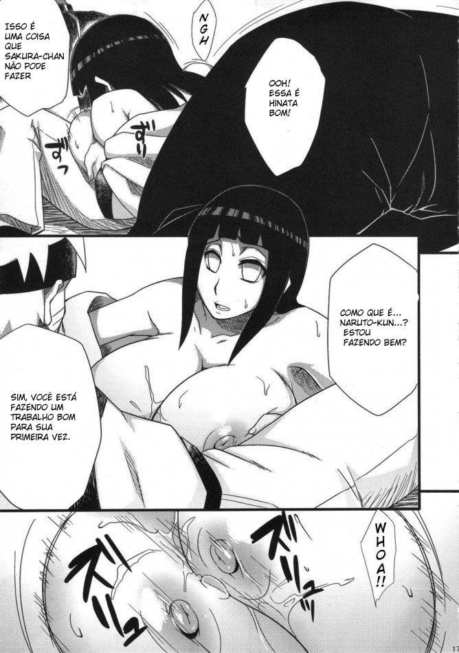 As garotas de Naruto Pornô - Foto 16