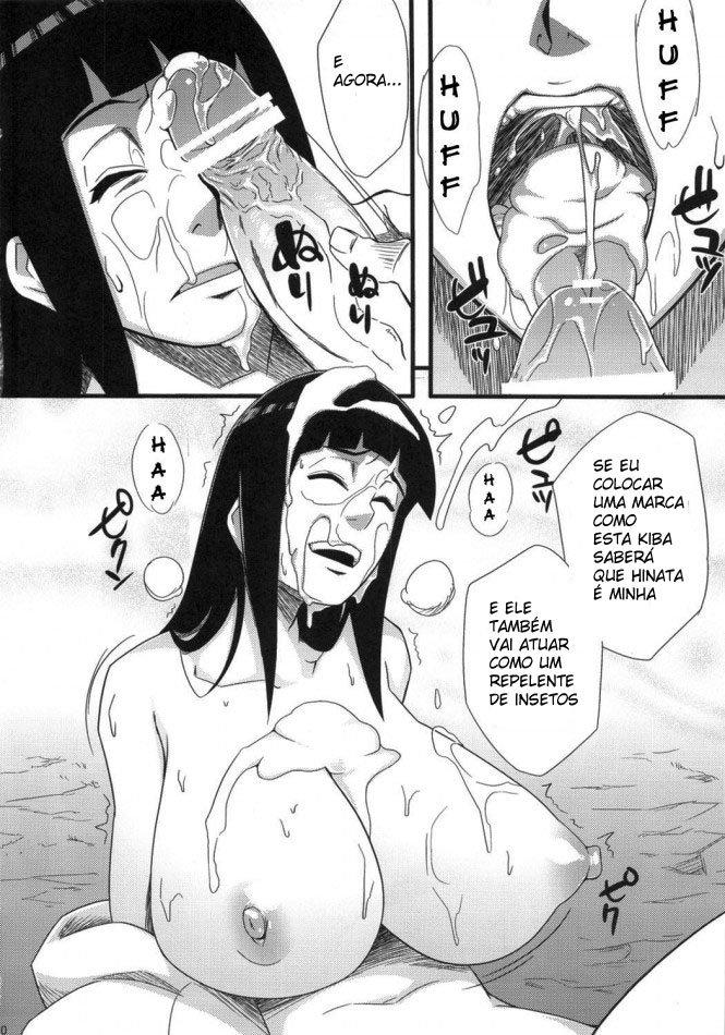 As garotas de Naruto Pornô - Foto 19