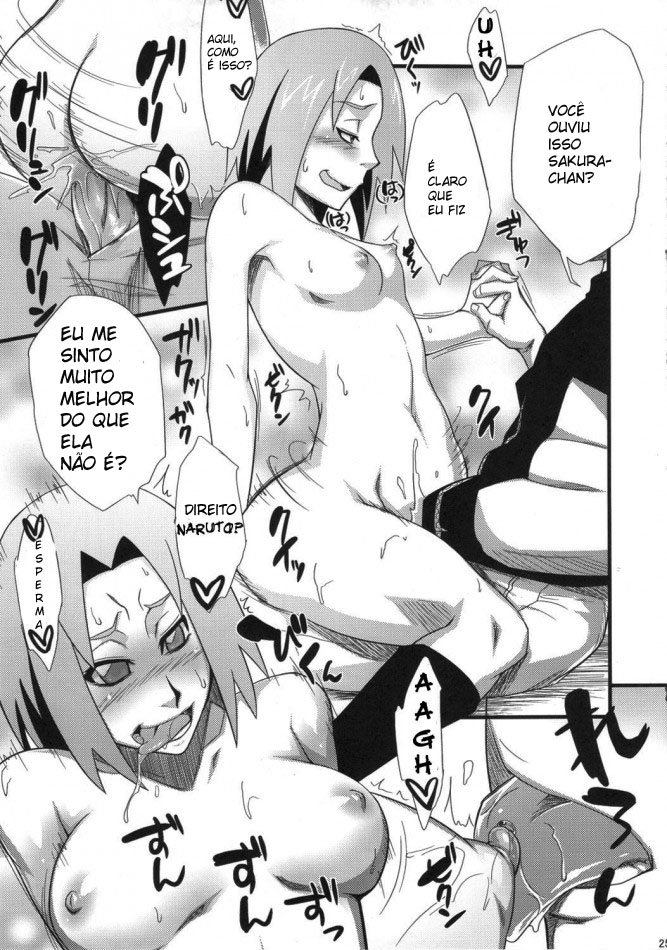 As garotas de Naruto Pornô - Foto 24