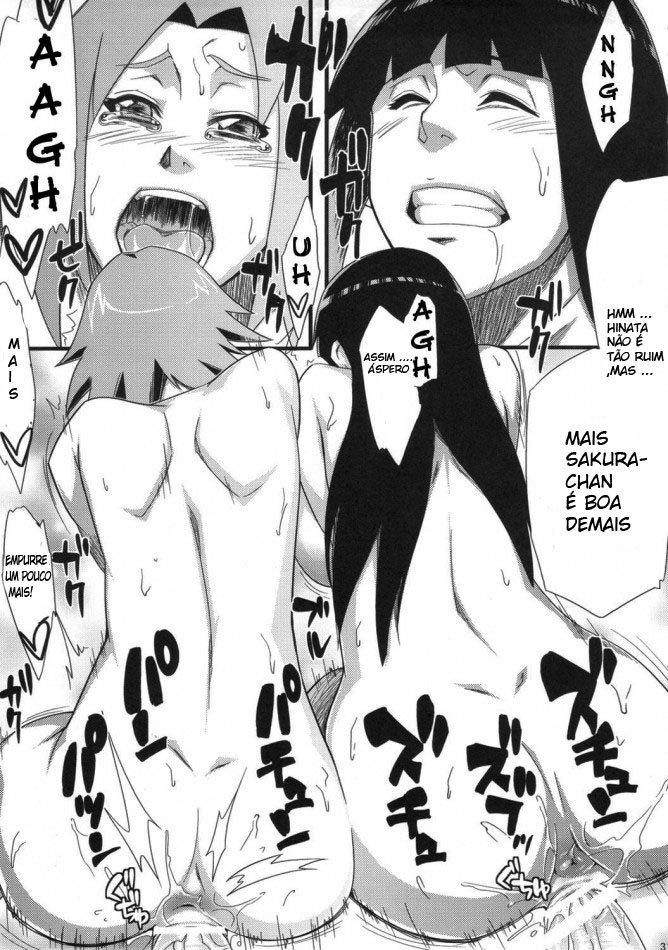 As garotas de Naruto Pornô - Foto 30