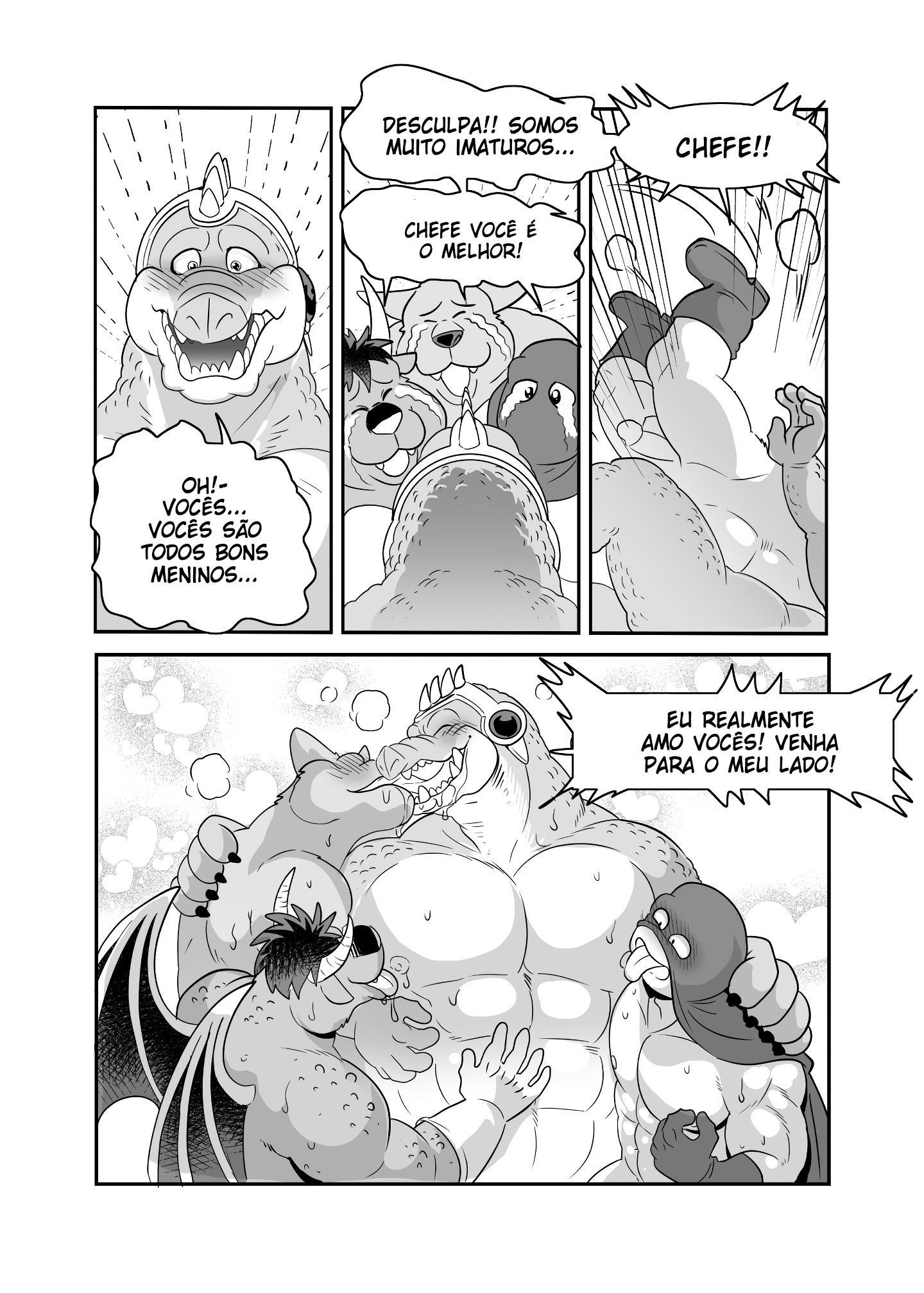 Dragon Quest: Dai no Daiboken Hentai - Crocodine - Foto 14