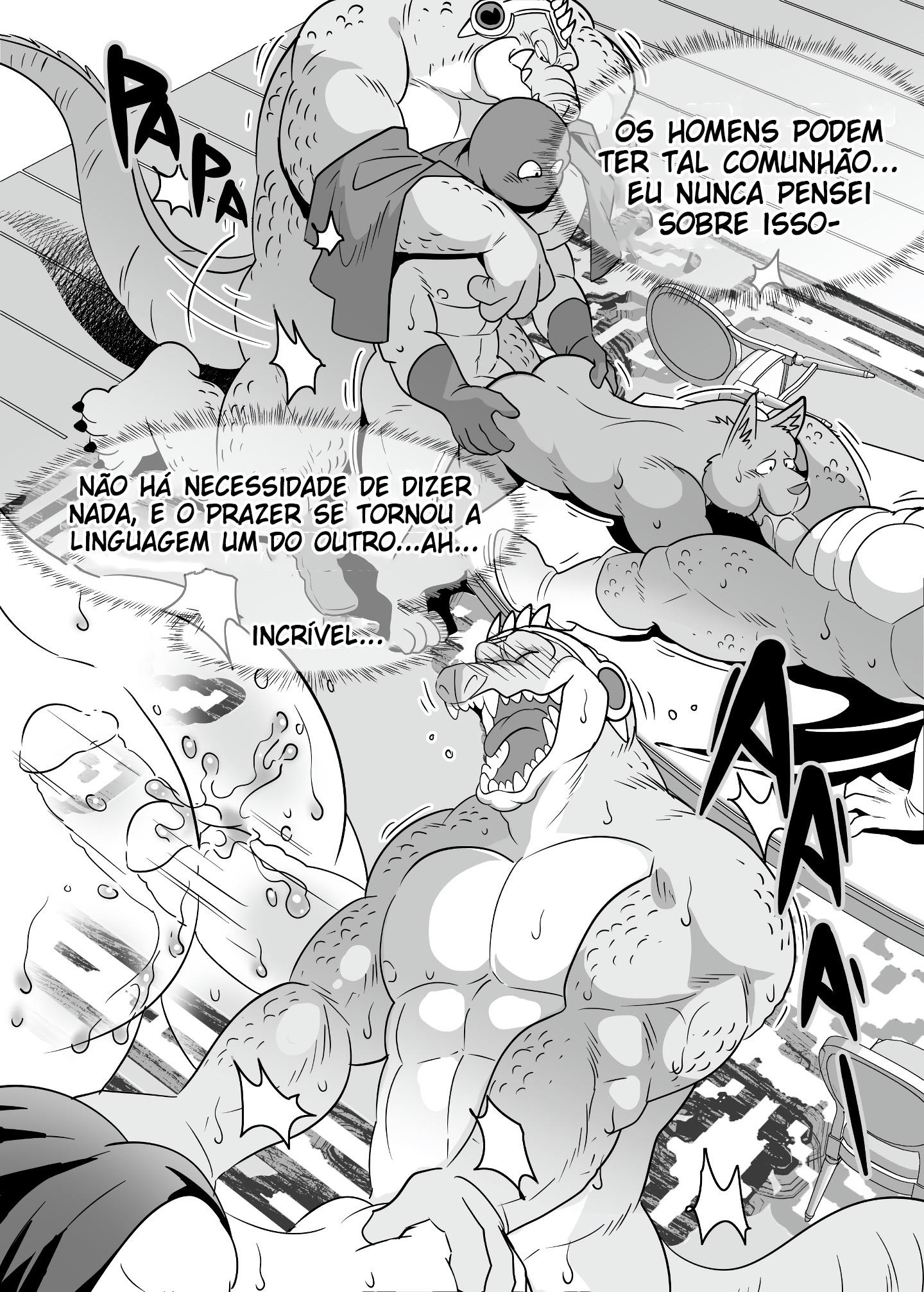 Dragon Quest: Dai no Daiboken Hentai - Crocodine - Foto 19