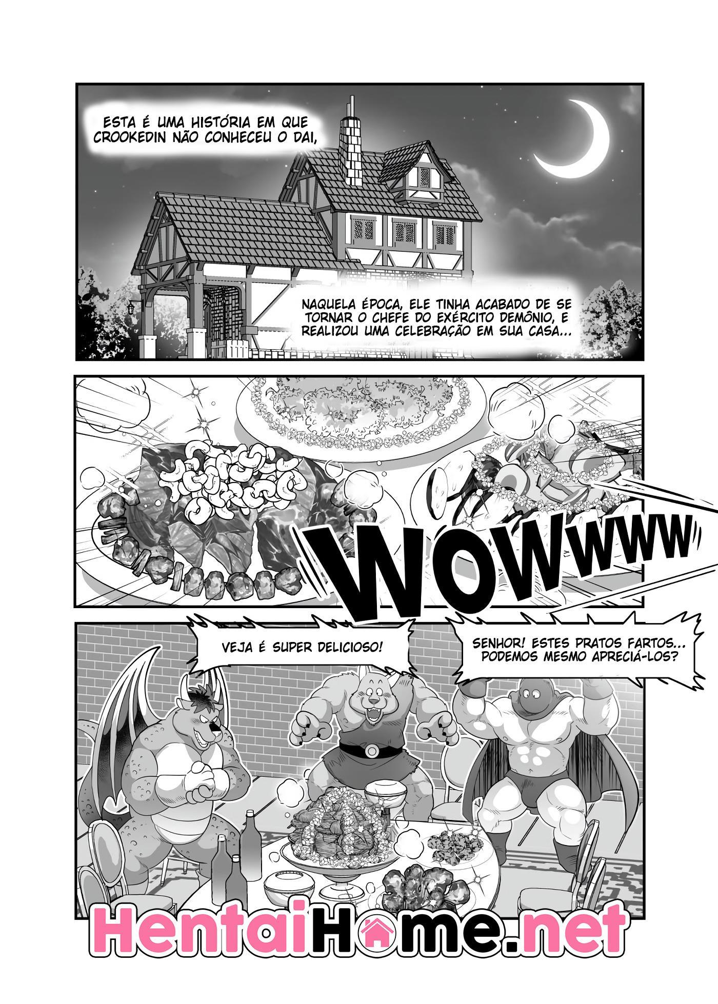 Dragon Quest: Dai no Daiboken Hentai - Crocodine - Foto 3