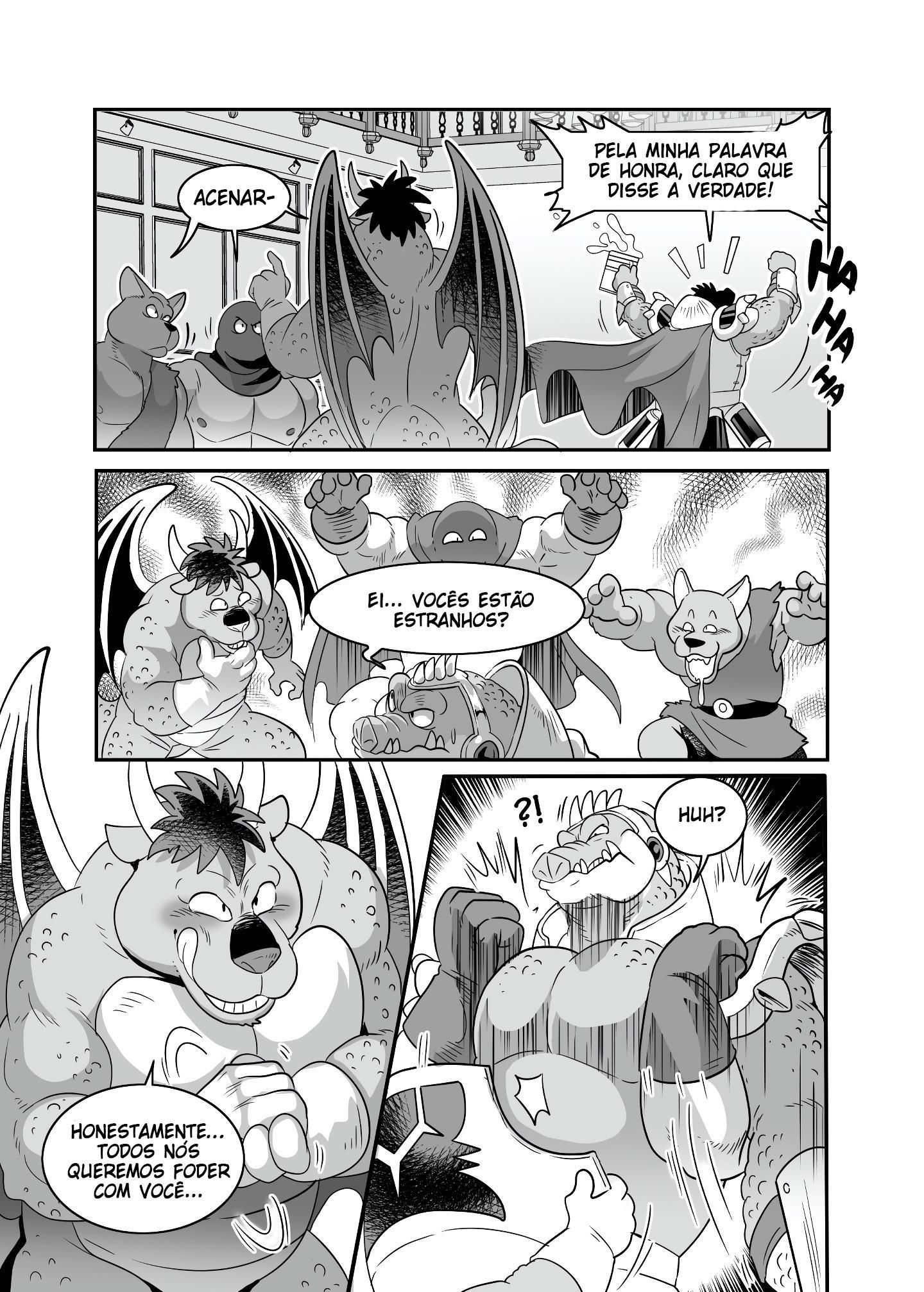 Dragon Quest: Dai no Daiboken Hentai - Crocodine - Foto 7
