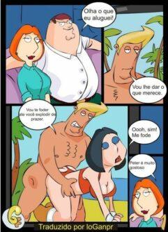 Family Guy HQ De Sexo