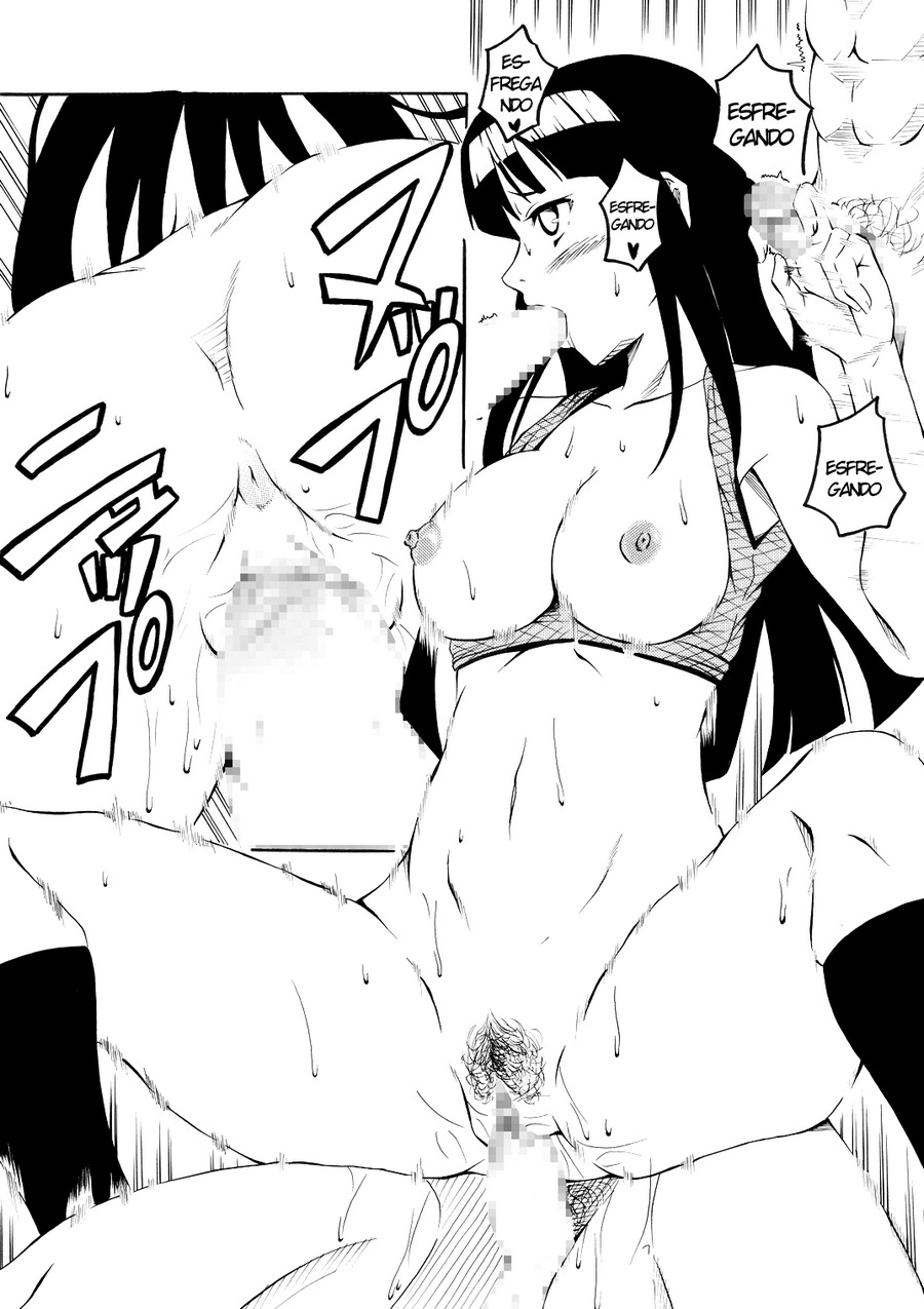 Naruto Hentai Hinata Puta De Konoha - Foto 20