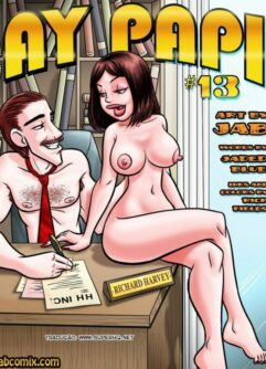 Quadrinhos de sexo: Ay Papi 13