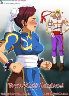 Street Fighter Hentai: A bandana do sexo